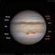 Jupiter | 2019-10-04 1:54 | RGB,                                Chappel Astro