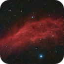 California nebula, NGC 1499,                                francopanetta