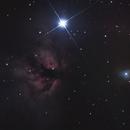 NGC 2024 Flame Nebula,                                Ahmed