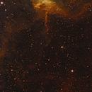 IC417 NGC1931,                                Peter Williamson