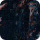Veil Nebula,                                Rich