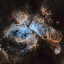 NGC 3372 - Carina Nebula,                                nerdybeardo