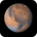 Couple of Mars images, a IR-Pass & a ColorIR-Pass/C: F: G: Color image, CPH, Denmark,                                Niels V. Christensen