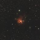 NGC 1579,                                Robin Clark - EAA imager