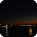Moon-Jupiter conjunction over Venice,                                Vittorio