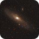 Messier 31,                                rascher21