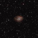 2013-04-06 - M1 - Crab Nebula (100% Crop),                                StuartJPP