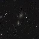 NGC 3169, 3166,                                bigeastro