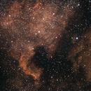 NGC7000,                                Matthias Steiner