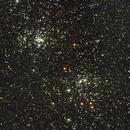 The Double Cluster,                                Zach Coldebella