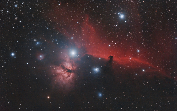 B33,The Horsehead Nebula,                                  Vlaams59