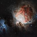M42 - Orion Nebula,                                Frank Breslawski