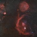 Orion and Barnard's Loop,                                Stefan Westphal