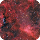 NGC 6914 Reflection Nebulae in Fields of H-alpha,                                  Jarrett Trezzo