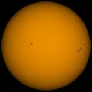 Coloured Sun 30th September 2015 , 08:15 BST.,                                steveward53