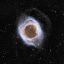 NGC 7293 Helix Nebula,                                Barry Brook