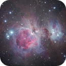 M42-The Great Orion Nebula,                                Alexander Laue