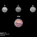 Mars October 9th RGB,                                umbarak