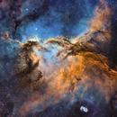 NGC 6188: The Dragons of Ara,                                Charles Pevsner