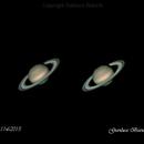Saturn 11-6-2013 tris,                                giano
