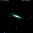 ngc 3115   galassia nell'Hidra,                                Carlo Colombo