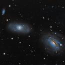 NGC 3165, 3166 and 3169,                                Frank Zoltowski