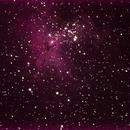 Eagle Nebula,                                Andreas Amanatidis