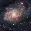 M33,                                Aashish Sheshadri