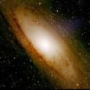 Andromeda Galaxy, M31,                                James Schellenberg