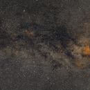 Summer Milky Way in constellation Cepheus,                                Ulli_K