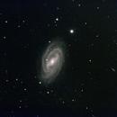 M 109,                                Robin Clark - EAA imager