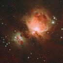 M42 Großer Orionnebel,                                Enrico