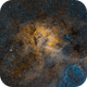 Lion Nebula,                                Alessio Pariani
