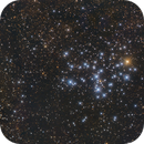 M6 - The Butterfly Cluster in Scorpius,                                  Michael Feigenbaum
