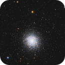 M13 Globular Cluster and NGC 6207,                                Ezequiel