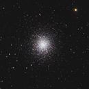 M13 - The Great Globular Cluster in Hercules,                                Stephen Kirk
