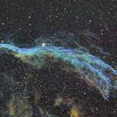 NGC 6960 Witch's Broom  Nebula,                                Gene