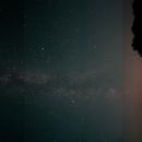 Galactic Panorama 180 degrees,                                Gerard Smit