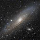 Mosaic Andromeda Galaxy,                                Samuel