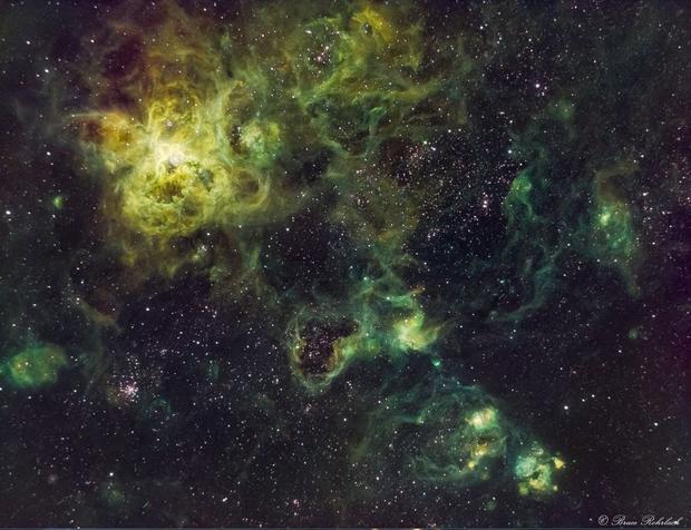 Tarantula Nebula (NGC 2070),                                Bruce Rohrlach