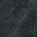 Voie Lactée autour de M52 dans Cassiopée et Céphée,                                toineg
