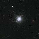 M13 Hercules Globular Cluster,                                Tommy_Ha