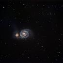 Galassia Vortice M51,                                Alessandro Speranza