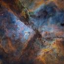 The Great Carina Nebula,                                Ignacio Diaz Bobillo