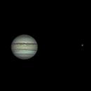 Jupiter & Io,                                Jeffrey Horne