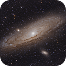 Andromeda Galaxy  (M31),                                Christian Vial Arce
