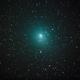 Komet 46P/Wirtanen am 30.12.2018,                                Martin Luther