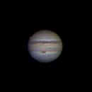 Jupiter and Europa-23.07.19-Meade 80 ED triplet-Barlowx5-ADC-ASI 290 MC,                                  Adel Kildeev