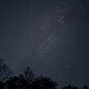 Milky way  Cygnus region taken with the Pixel 4,                                Sean Wood