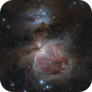 The Great Nebula in Orion,                                Alex Roberts